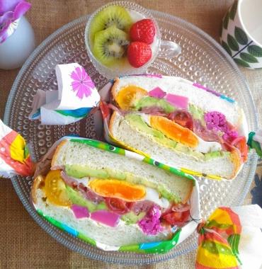 moe-dan sandwich