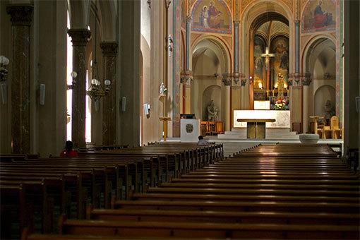 パリの教会