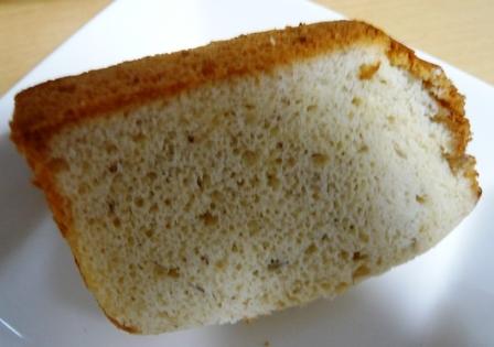 ぶどうの鈴:シフォンケーキ・バナナ1