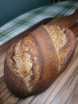 20170222ライ麦パン紅玉酵母