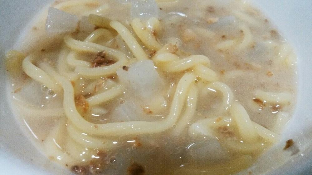 牛大根のとろとろ麺の作り方8
