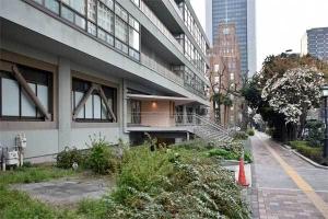 Sidewalk Tokyo