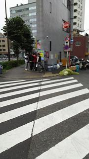 20161105ラーメン二郎三田本店(その1)