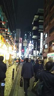 20161111新橋(その1)