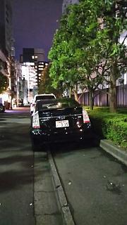 20161115路上駐車(その1)