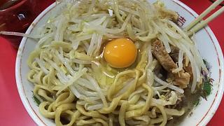 20161203ラーメン二郎三田本店(その7)