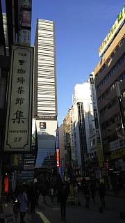 20161218歌舞伎町(その1)