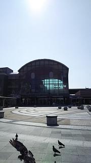 20160924高松駅まで(その10)