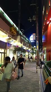 20160924夜の梅田(その2)