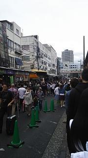 20161009築地秋祭り(その1)