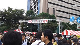 20161009築地秋祭り(その13)