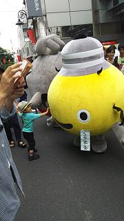 20161009自由が丘女神祭り(その3)