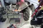 バッテリーの充電