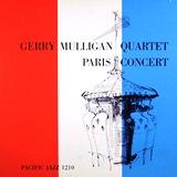 Gerry Mulligan Quartet – Paris Concert Pacific Jazz – PJ-1210
