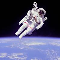 宇宙飛行士NASA