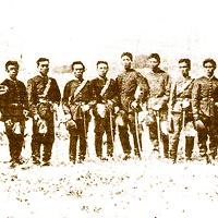 明治時代の軍服1875wikimedia