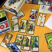 カードゲームWikimedia