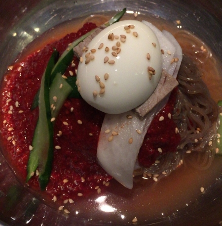 Tonchang G7 FoodCafe ビビン冷麺