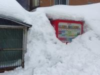 月山志津温泉雪旅籠の灯り7