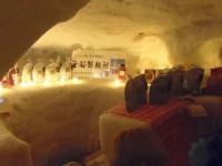 月山志津温泉雪旅籠の灯り14