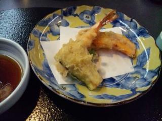 華えん 天ぷら1