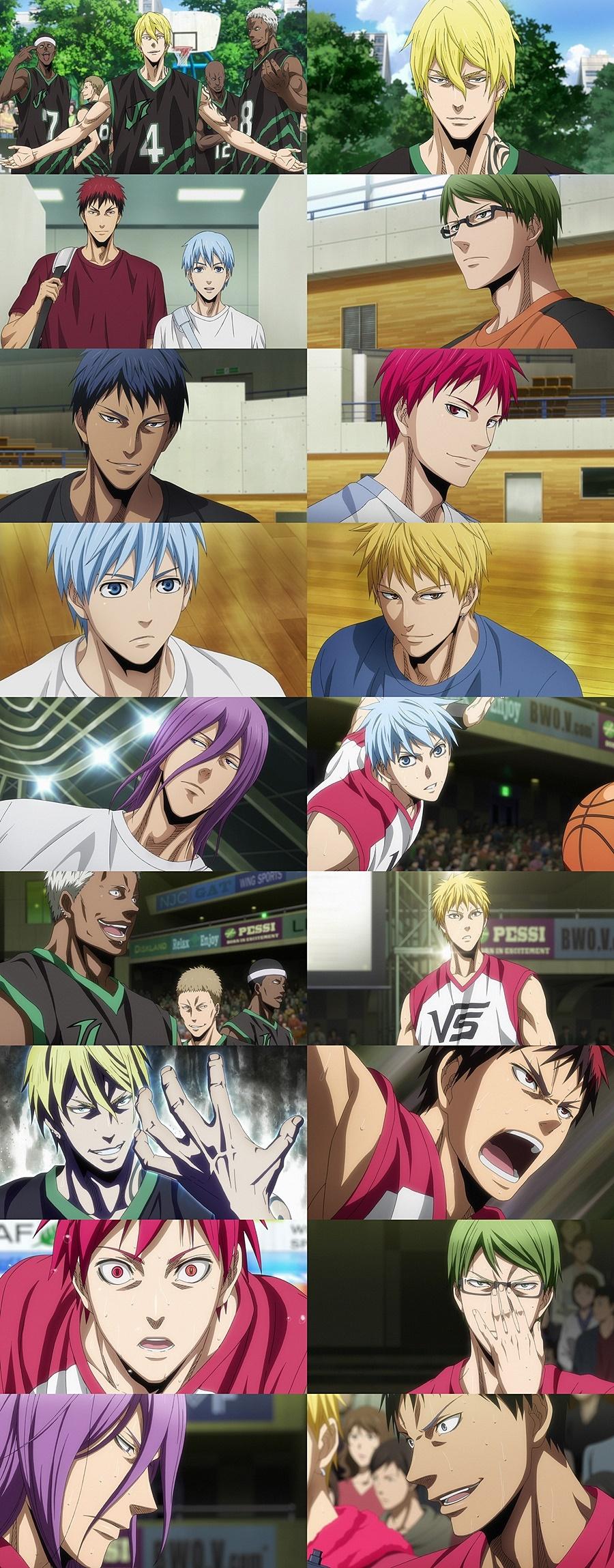劇場版 黒子のバスケ LAST GAME (2017)