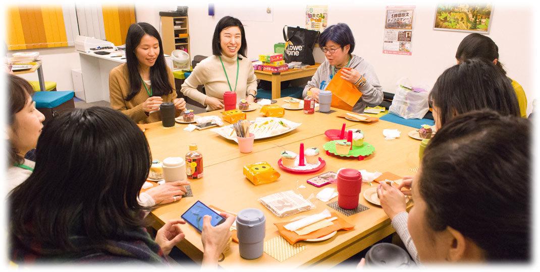 2017-02-22-ニシヤマさん女子会第3回ケーキ風景-w1070
