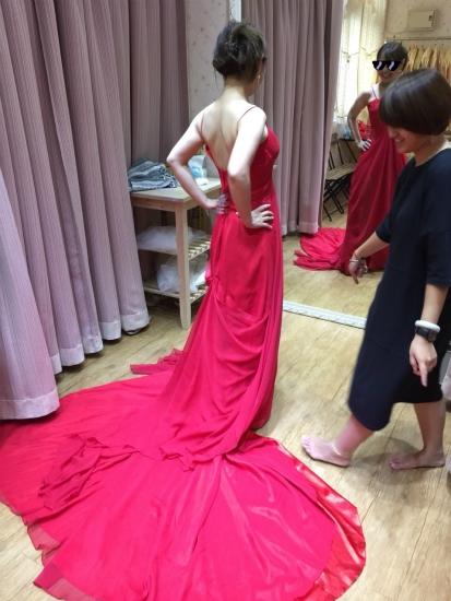 台湾結婚写真ドレス8