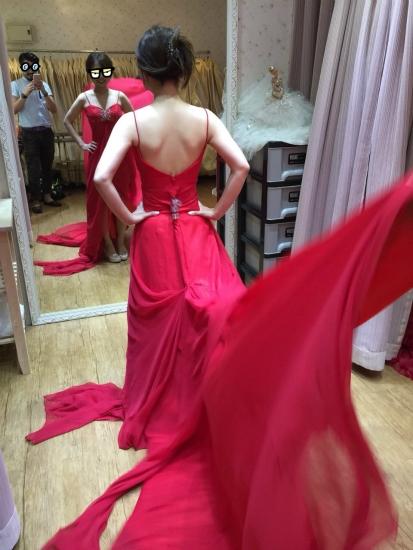 台湾結婚写真ドレス9