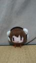 初編みのkokoneちゃん 髪の毛の色はあってるか不安