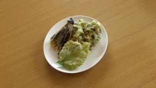 天ぷら、天丼2