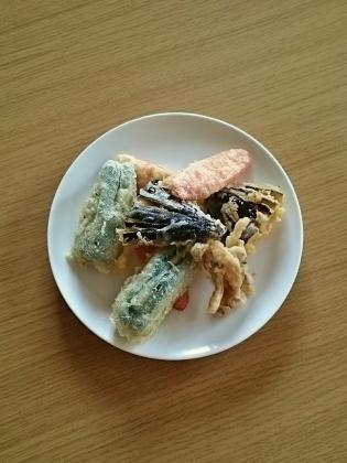 野菜天・丼