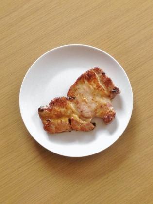 ポークソティ(豚ロース味噌漬け焼き)1