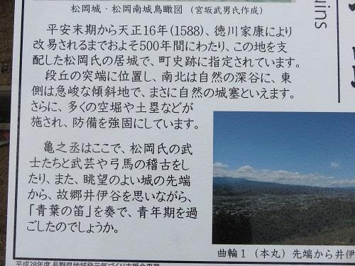 IMG_6487 松岡城址