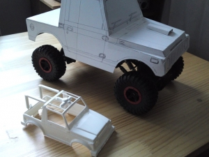 paper craft jimny 0