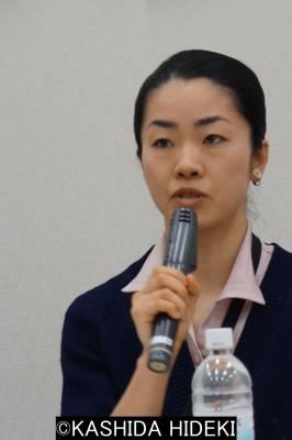 前島久美さん