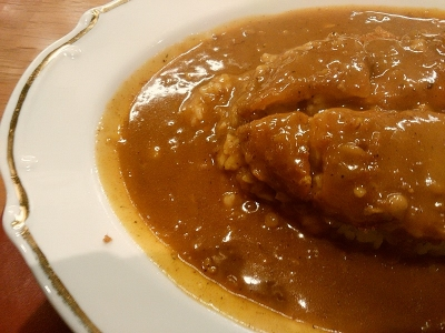上等カレー渋谷本店