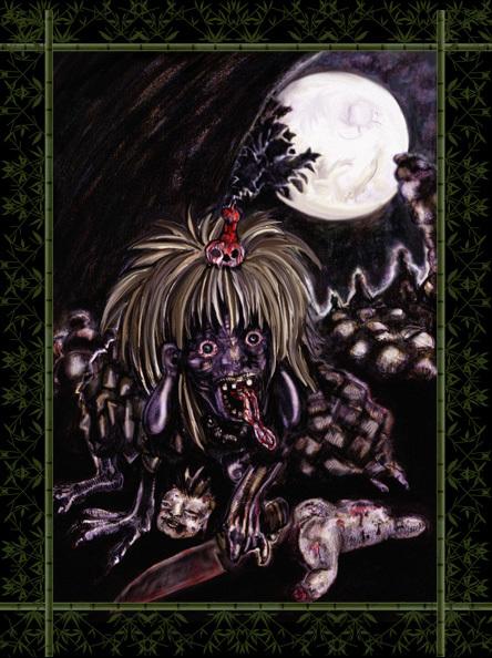 死と闇イメージ