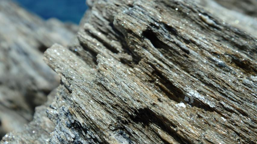 色とりどりの岩たち