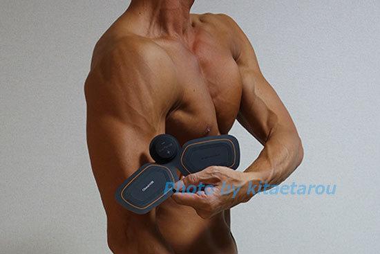 SIXPAD BodyFitで肩を鍛えてはいけませんよ。僕は使ってしまいましたけども。