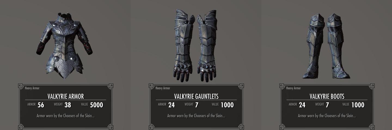 Zerofrost Valkyrie 012-1 Info Boots 2