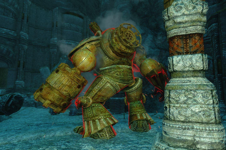 Dwarven Colossus 041-1 Info Fu-Fr 1