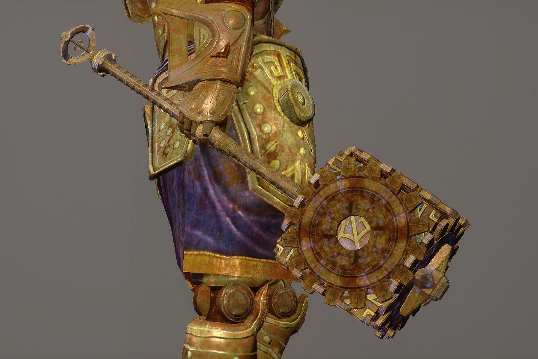 Dwarven Colossus 021-1 Info 2HM 1