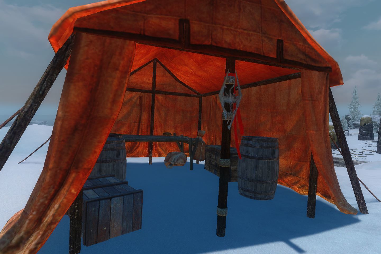 Campsite 053-1 Info Storage 1