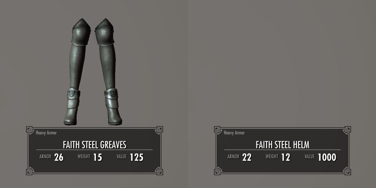 Chevaleresse Armor 013-1 Info Helm 2