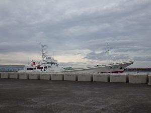 一本釣り漁船