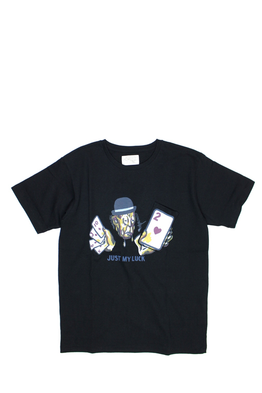 5WHISTLE JUST MY LUCK Gimmick Tee1