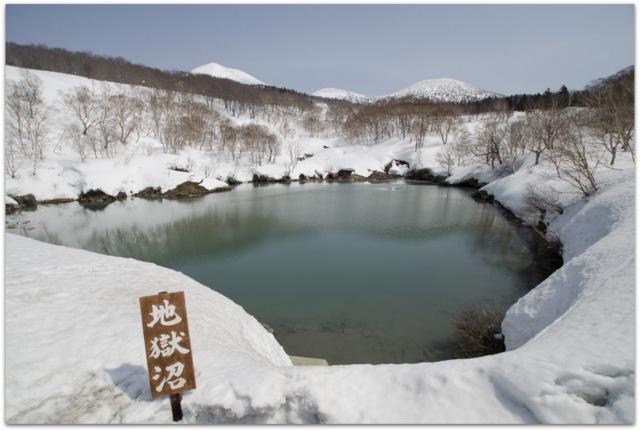 青森県 青森市 観光 八甲田 八甲田山 除雪 雪の回廊 写真 開通