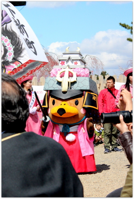 青森県 弘前市 さくらまつり 弘前城 弘前公園 桜 写真 観光 開会式