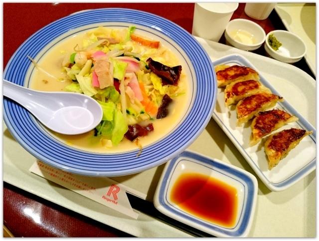 青森県 弘前市 ランチ 昼食 グルメ 写真 長崎ちゃんぽん リンガーハット ヒロロ弘前店
